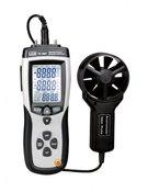 DT-8897 Lифференциальный манометр, совмещенный с анемометром и расходомером. СЕМ Инструмент (481967)