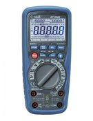 DT-9939 Профессиональный цифровой мультиметр в двойном пластиковом водонепроницаемом корпусе, степень защиты IP67. СЕМ Инструмент (481103)