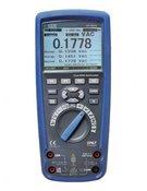 DT-9979 Профессиональный цифровой мультиметр в двойном пластиковом водонепроницаемом корпусе, степень защиты IP67, True RMS. СЕМ Инструмент (481110)