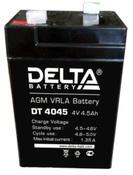 Delta DT 4045 Аккумулятор