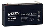 Delta DT 6012 Аккумулятор