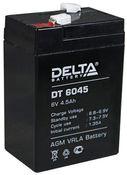 Аккумуляторная батарея DELTA DT 6045