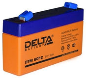 Delta DTM 6012 Аккумулятор