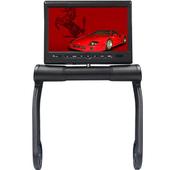Автомобильный монитор, DL DVD-7836, черный