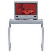 Автомобильный монитор, DL DVD-7836, серый