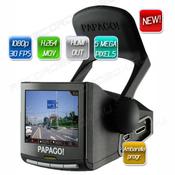 Автомобильный видеорегистратор DVR-P1