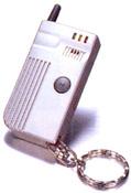 Брелок-детектор радиоизлучения диапазона 30 МГц-2,5 ГГц,  DX-653