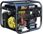 Электрогенератор Huter DY8000LXA-электростартер (64/1/30.)