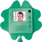 Умный видео магнит на холодильник «Электронное видео сообщение», E24-0002VM