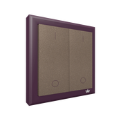 Brenin Easy Switch Dau SW-02BJ Беспроводной двухкнопочный выключатель