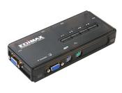EDIMAX (ЕК-PSK4) 4-портовый PS/2 KVM переключатель