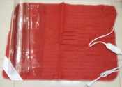 Электрический коврик с подогревом ПВХ 45х60, 90W, 220v/50Hz
