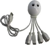 USB-хаб в форме осьминога. EL-1018