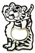 Открывалка для бутылок виде белого тигра EL-8439