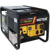 Электрогенератор HUTER DY15000LX-3 с колёсами (64/1/29.)