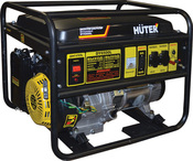 Электрогенератор HUTER DY6500L (64/1/6.)