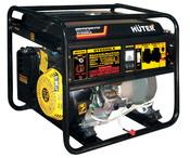 Электрогенератор HUTER DY6500LX-электростартер (64/1/7.)