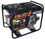 Электрогенератор HUTER LDG3600CLE электростартер, АКБ (64/2/2.)