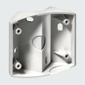 Угловой цоколь MD (белый) MD corner bracket white em10025518