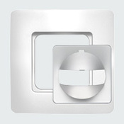 Крышка IP20 (для настенных датчиков) белая EM10055102