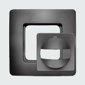 Крышка IP20 (для настенных датчиков) темно серый - атрацит em10055133