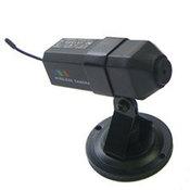 Беспроводная видеокамера работающая в диапазоне частот ТВ-приемников (без подсветки). Модель: ENC GE-8308