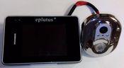 Цифровой видеоглазок со звонком Eplutus EP-640