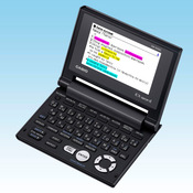 Электронный переводчик Casio EW-R200C