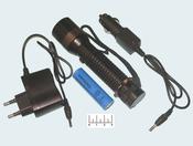 Светодиодный профессиональный фонарь Fa-3100