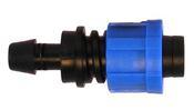 Фитинг PO0117 для садовых шлангов и систем полива капельной лентой