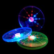 Светящийся летающий диск (фрисби). Модель: FL-002