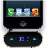 FM трансмиттер для  iPhone 3-4-5-6 ipad ipad mini ipod Samsung Nokia