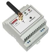 МастерКит MP0212 GSМ выключатель на DIN рейку