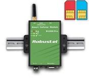 GPRS/EDGE модем Robustel M1000 Pro V2 (автоматическое 3G/GPRS-соединение, 2 SIM-карты)