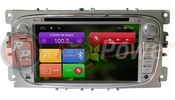 GPS+Глонасс автомагнитола Redpower 18003 HD Ford (серый) (18003SHD)