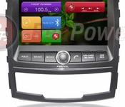 GPS+Глонасс автомагнитола Redpower 18159 HD SsangYong Actyon (2012-) (18159HD)
