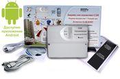 "GSM Сигнализация ""Умный часовой-8х8-RF BOX"""