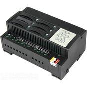 Универсальный диммер HDL-MD0602.432 на DIN рейку, 6-канальный, 2А на канал HDL-BUS