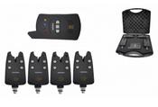 Hoxwell HL 24 (4+1) Набор электронных сигнализаторов поклевки с пейджером