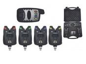 Hoxwell HL 27 (4+1) Набор электронных сигнализаторов поклевки с пейджером