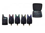 Hoxwell HL 40 (4+1) Набор электронных сигнализаторов поклевки с пейджером
