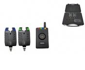 Hoxwell HL 53 (2+1) Набор электронных сигнализаторов поклевки с пейджером