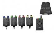 Hoxwell HL 55 (4+1) Набор электронных сигнализаторов поклевки с пейджером