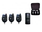 Hoxwell HL 77 (3+1) Набор электронных сигнализаторов поклевки с пейджером