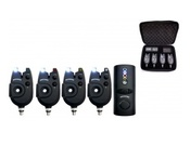 Hoxwell HL 56 (3+1) Набор электронных сигнализаторов поклевки с пейджером