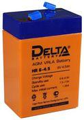 Аккумуляторная батарея DELTA HR6-4,5