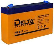 Аккумуляторная батарея DELTA HR6-7.2