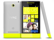 Смартфон HTC A620E 8S GREY/LIME платформа WINDOWS