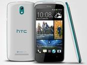 Смартфон HTC Desire 500 dual SIM Glacier Blue