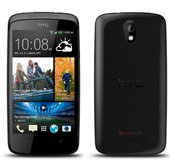 Смартфон HTC Desire 500 lacquer black
